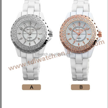 Skone Original Brand Luminous Hand Fashion Watches Women Rose Gold