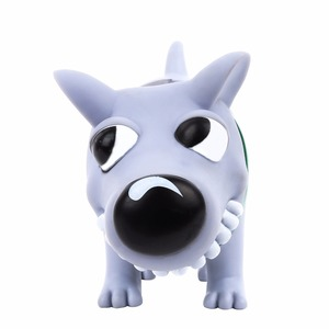OEM Eco-friendly Material Plastic Dog Piggy Bank Money Saving Box for Kids