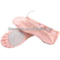 ballet shoe ballet flats shoes soft ballet shoes canvas split soles