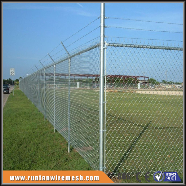 China Manufacturer High Quality Low Price Wholesale Chain Link Fence ...