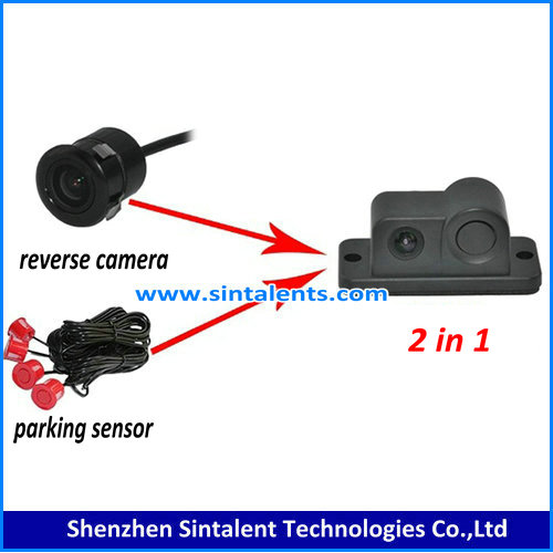 Alibaba Provided anti - collision design car parking sensor system front camera