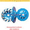 Diamond Concrete Floor Grinding Blade 4 Inch Grinding Disc 100mm Grinding Pad