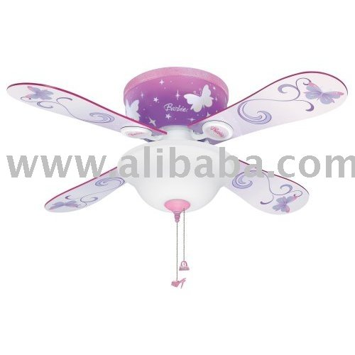 Enfants princesse ventilateur de plafond ventilateur id de produit 101272823 - Ventilateur plafond enfant ...