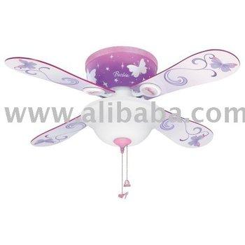 Childrens Princess Ceiling Fan