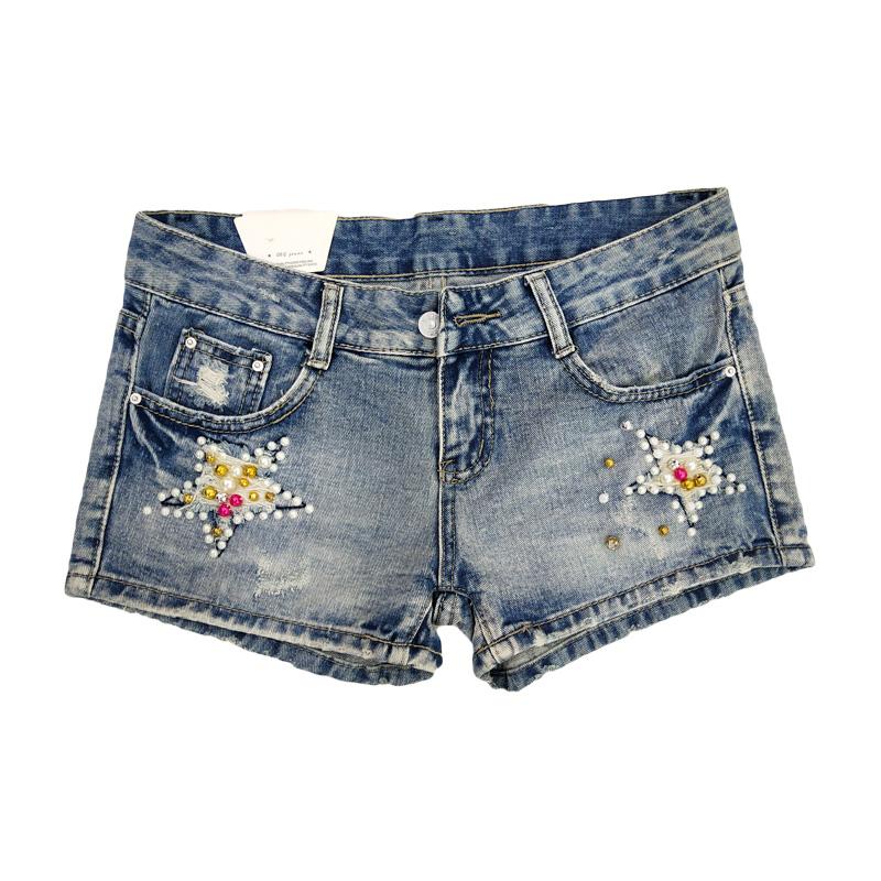 d2951d68c Venta al por mayor shorts de moda jeans-Compre online los mejores ...