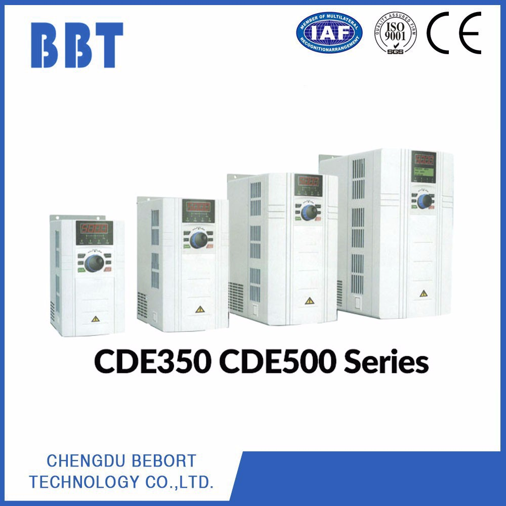 3 Phase VFD ac drive factory price 2.2kw inverter 380v