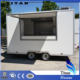 Prefabricated Light Gauge Steel Mobile Cafe Trailer