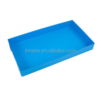 Corrugated Plastic Pet Hutch Sheet Cover For Aviary Rabbit