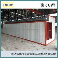 Bag house dust collector of asphalt mixer 1.0 ton for asphalt plant
