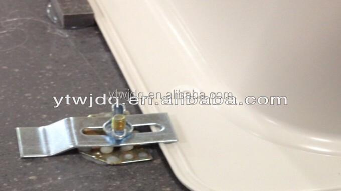 Ht 104 Undermount Sink Clips Kitchen For Granite