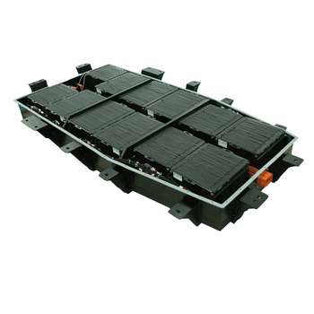 Battery And Bms For Lithium Ion 300v Electric Car 30kw