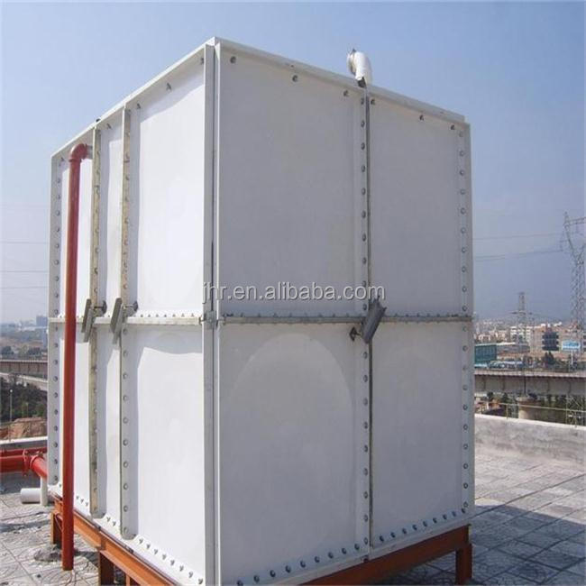 Ground Fiber Glass Water Tank for Portable Water or Rain Water Storage