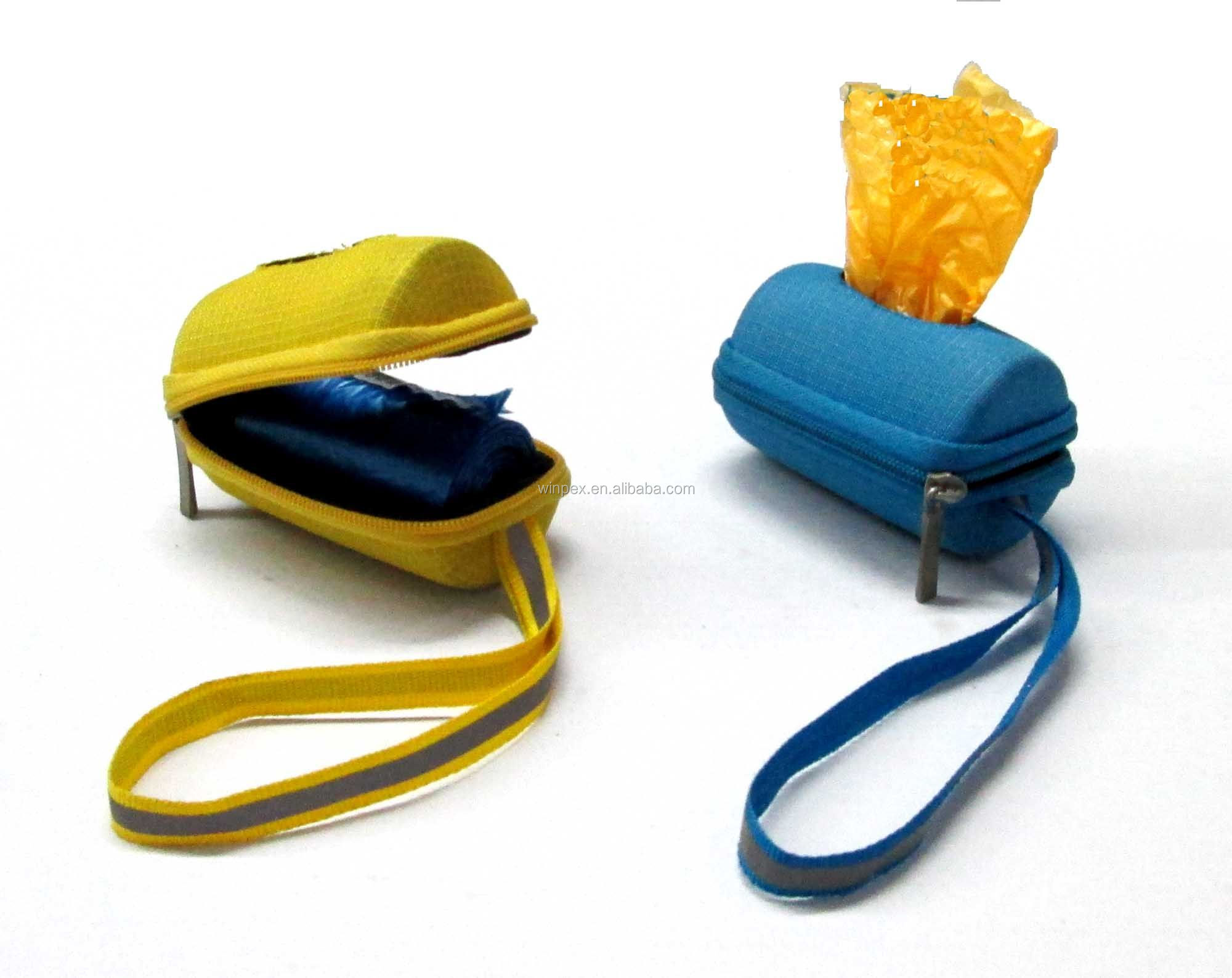 Dog Waste Bag Holder Wallet With Dispenser