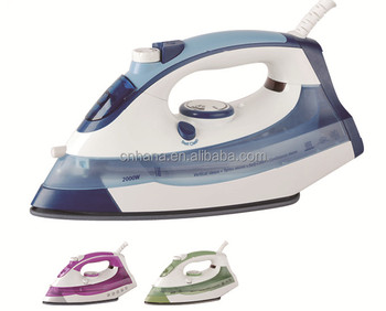 Honest suppliers Fashion electric Full function steam iron