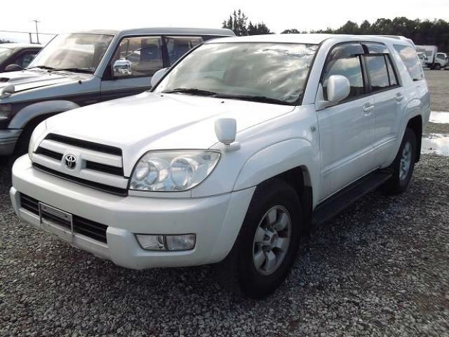 Japanese toyota hilux surf used car find at export company