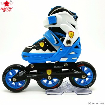 China atacado powerslide patins, 3 rodas patins inline venda popular para adultos