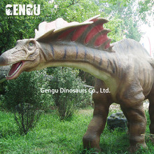 Mechanical Dinosaur Model Theme Park Dinosaur Decoration
