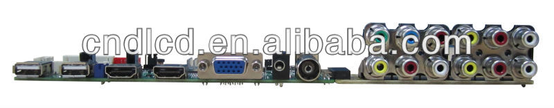 Wholesale LVDS To HDMI Main Board For TV With Mstar IC