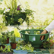 garden flower vegetable hanging basket planter