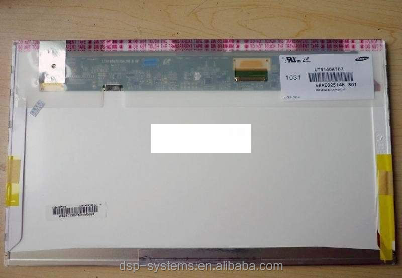 """Ltn140at07-d01 14.0"""" Wxga Hd Replacement Lcd With Led Backlight ..."""