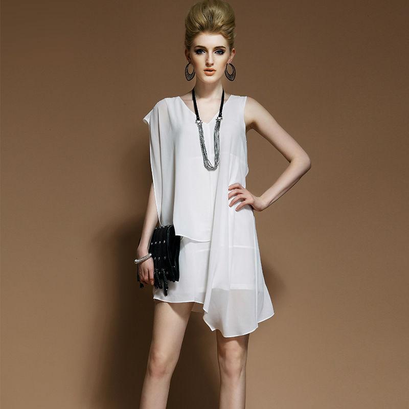 Cheap Plus Size Mini Dress Fashion Dresses