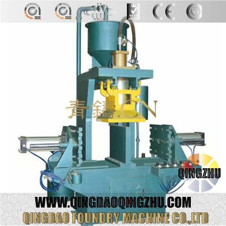Shell core machine/resin transfer moulding machine