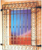 2015 top-selling wrought iron windows grills