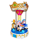 Carousel Arcade Game Machine Amusement Park Electronic Equipment Coin Operated Kid Game Machine