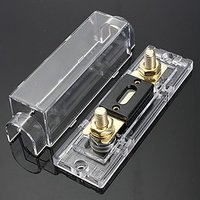 ANL Fuse Holder Distribution Fuse Holder 0/4/8 GA Positive 300 AMP