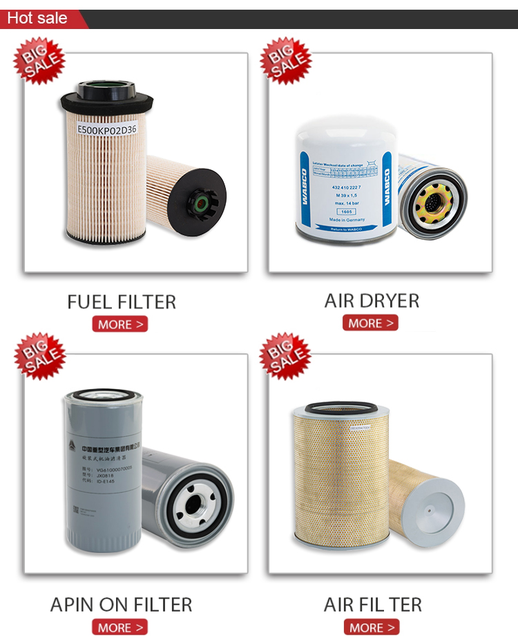 Car parts air filter K3250 engine air filter replacement