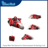 top seller red full function wireless rc toy motorcycle