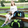 Pet carrier for bicycle Washable pet carrier toy pet carrier