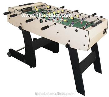 Foosball Table On Wheels