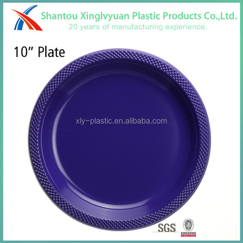 Disposable Bbq Picnic Junket Plastic Plates Cheap Disposable Dinner ...