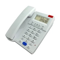 Big button with dual line Corded Phone,Caller Id Telephone,Simple Use,Portable And Economical,Best Telecommunication Products