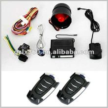 Scorpion king car alarm system for very cold weather