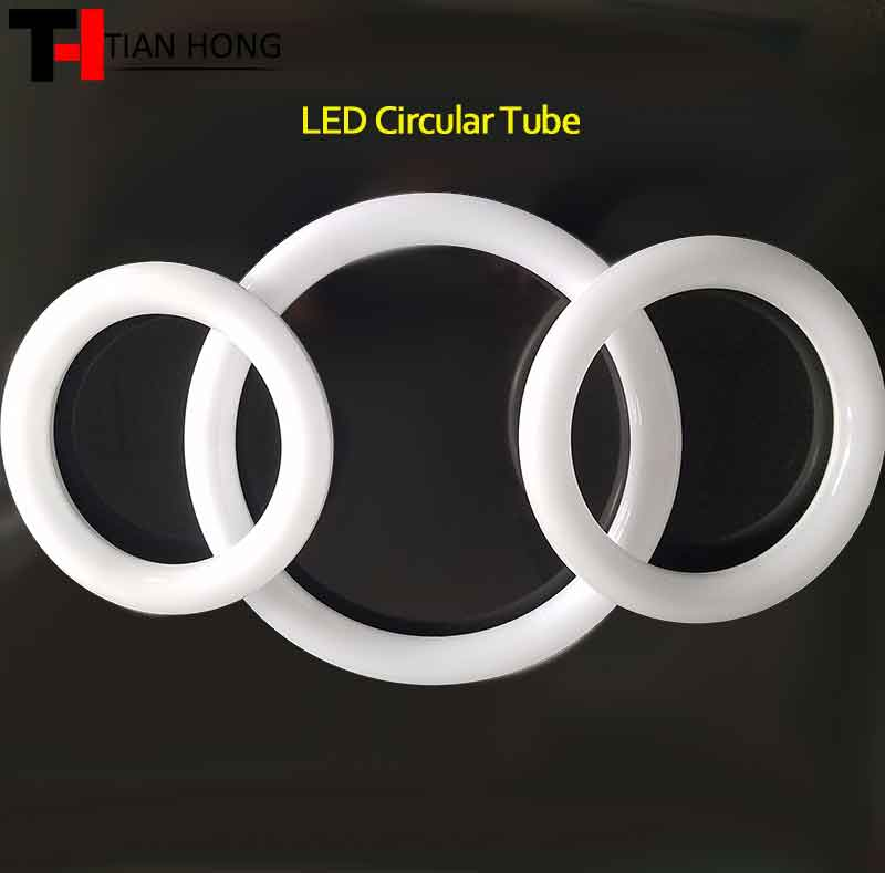 High quality use in kitchen t9 12w round led circular tube light replace circular fluorescent light bulb with led
