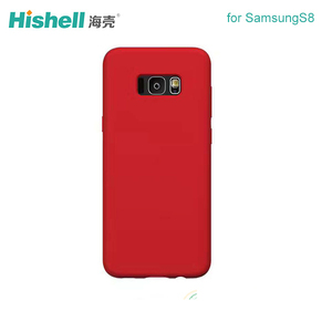 Hot Sell Wholesale Liquid Silicone Rubber Mobile Phone Case Phone Shell for Samsung S8