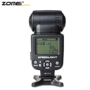Zomei 430 Electronic Flash for DSLR Cameras