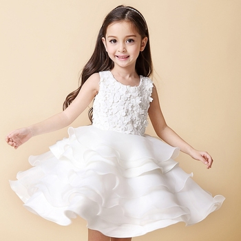 3a7f664c4 Q34 kids princess wedding party dresses for 19 years old children wedding  dress girls boutiqute dress