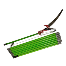 Baum Pruner Trimmer Sägeblatt Pole Kit <span class=keywords><strong>3</strong></span> Pole 6 ft Beschneiden Trimmen Set