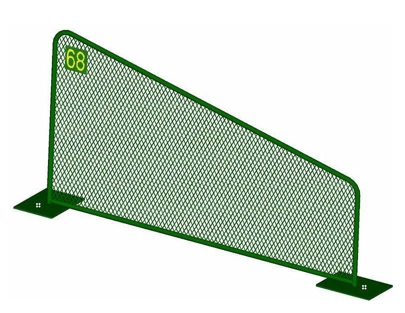 Durable Tee Divider Driving Range Equipment For Sale Buy