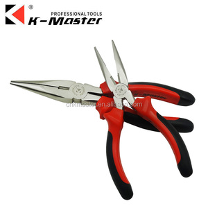 "6"" Germany type hand tools long nose plier electrical tools china supplier"