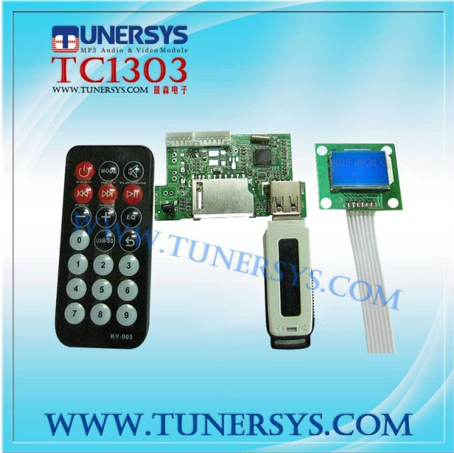 TM1303 digital mp3 player