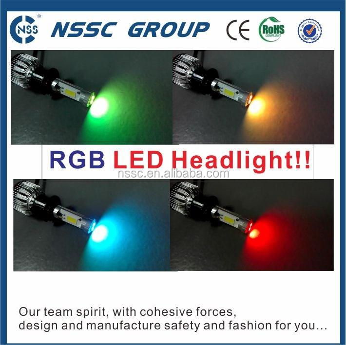 Super Bright White Light 12v 24v Motor Led Headlight High Power ...