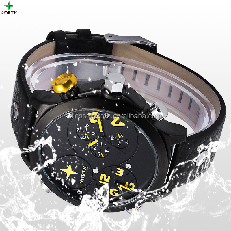 fe837e03fe1e8 مصنع الجملة تصميم حزام الرياضة ساعة اليد الخاصة بك-ساعات اليد-معرف ...