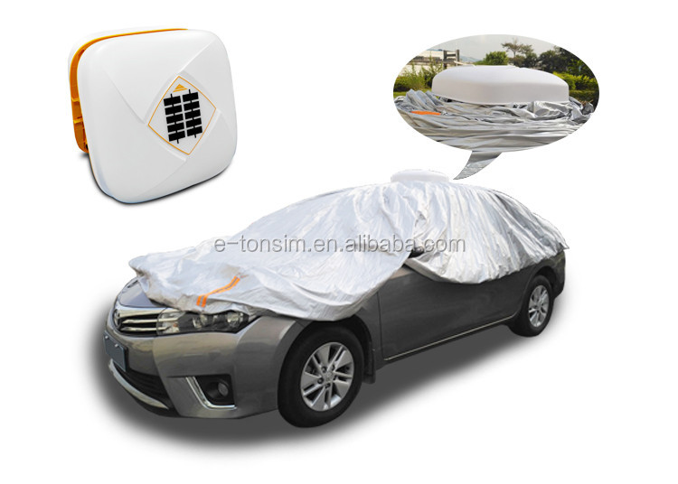 Dust Snow Waterproof UV solar Car Cover Outdoor indoor car cover