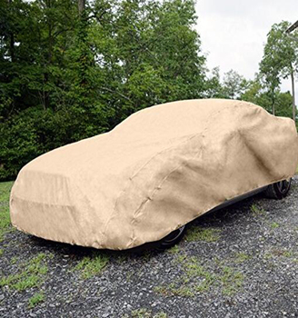 Mustang protect dust proof car cover