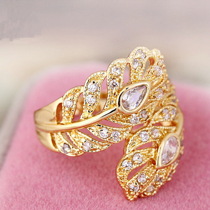 Aliexpress.com : Buy 2015 New Design Real 18K Gold Plated