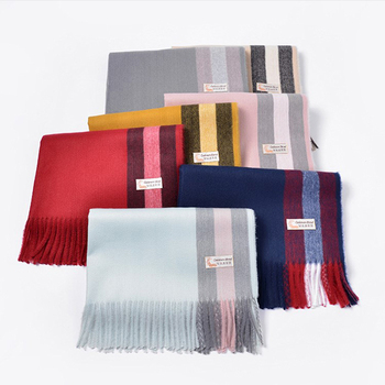 Wholesale of new style autumn and winter wool scarf in China